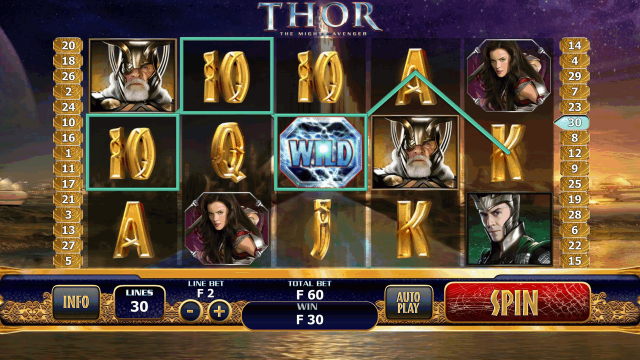 Thor: The Mighty Avenger 4