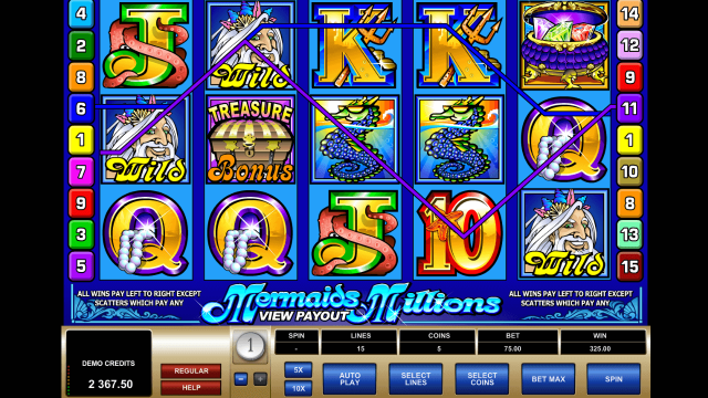 Mermaids Millions 6