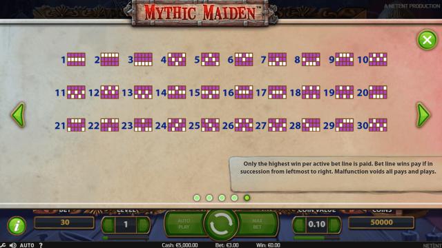 Mythic Maiden 5