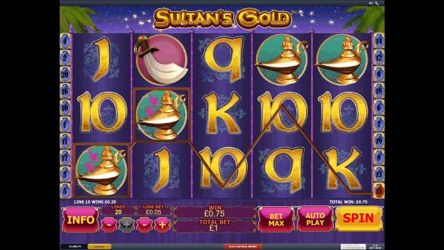 Sultan's Gold 1