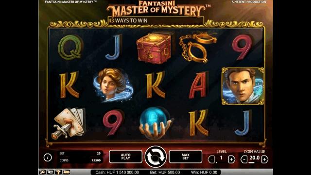 Fantasini: Master Of Mystery 1