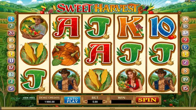 Sweet Harvest 2
