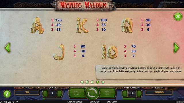 Mythic Maiden 4
