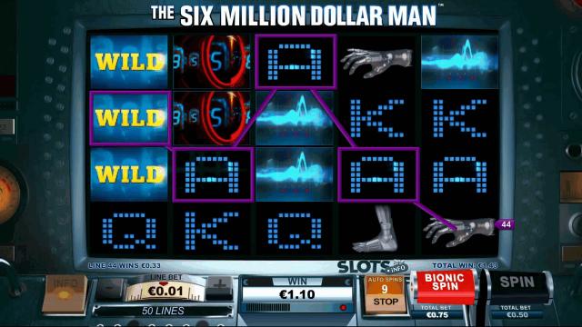 The Six Million Dollar Man 10