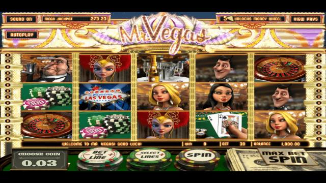 Mr. Vegas 1