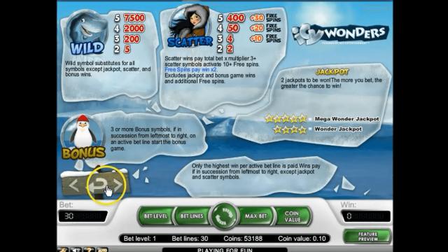 Icy Wonders 2