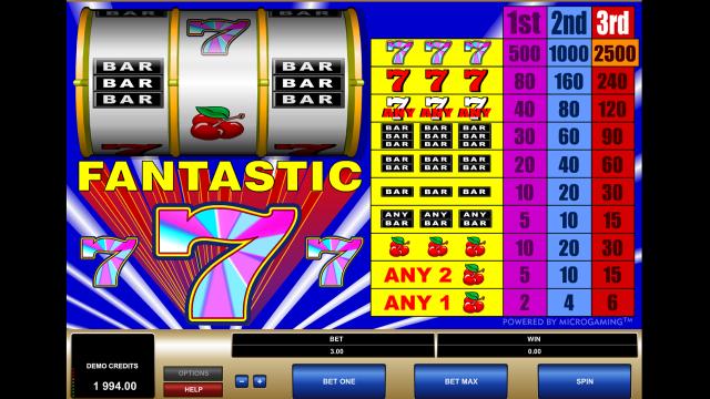 Fantastic Sevens 7