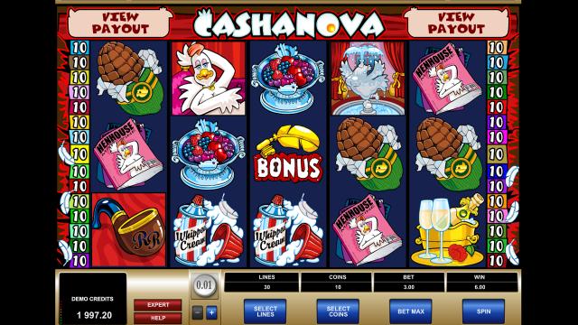 Cashanova 10