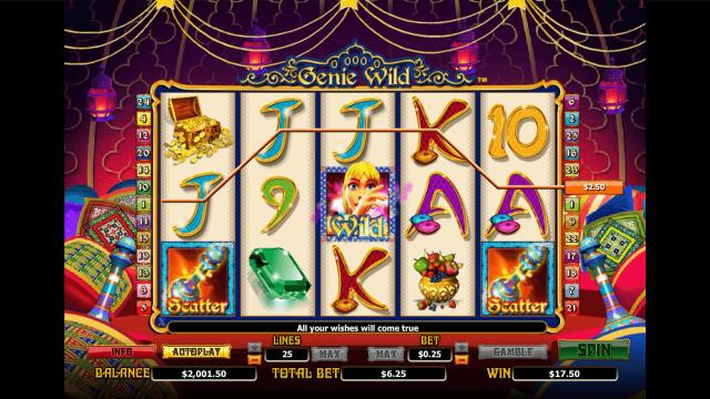 Genie Wild 8