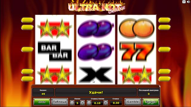 Ultra Hot Deluxe 2