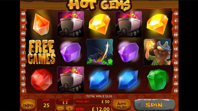 Hot Gems 8