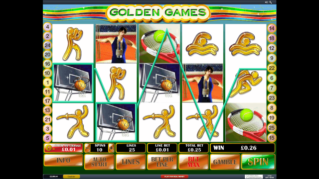 Golden Games 3