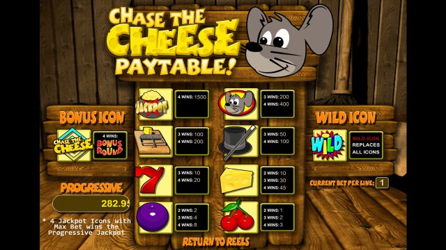 Chase The Cheese 2