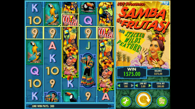 Samba De Frutas 9