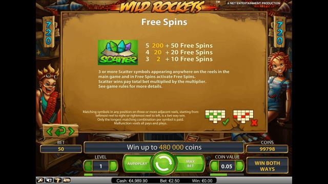 Wild Rockets 4
