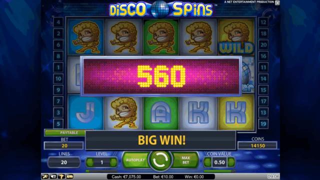 Disco Spins 5