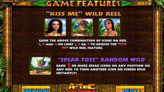 Aztec Treasures 3D 6