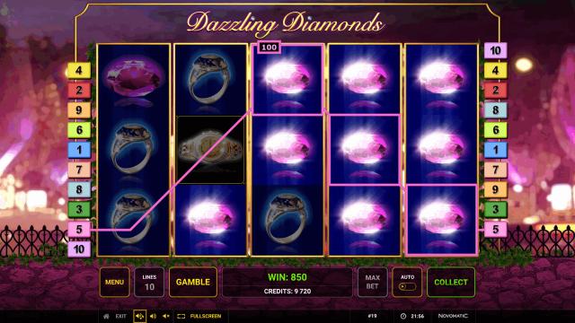 Dazzling Diamonds 9