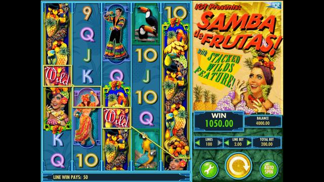 Samba De Frutas 8