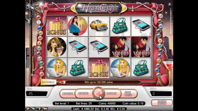Hot City 5