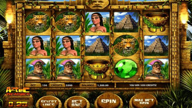 Aztec Treasures 3D 9