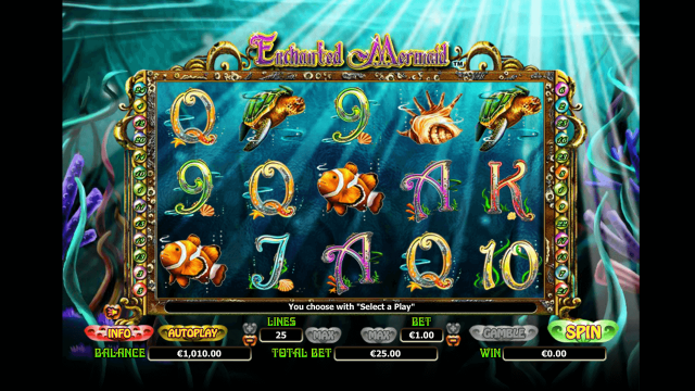 Enchanted Mermaid 10
