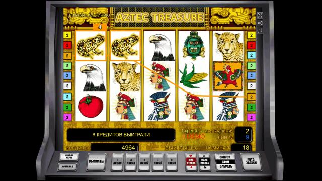 Aztec Treasure 3