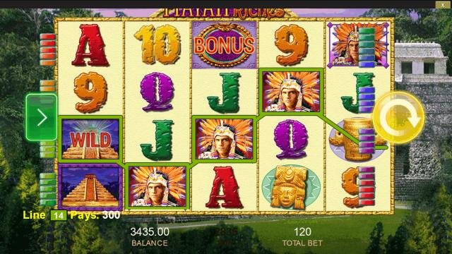 Mayan Riches 4