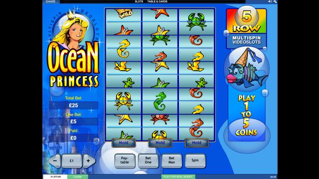 Ocean Princess 1