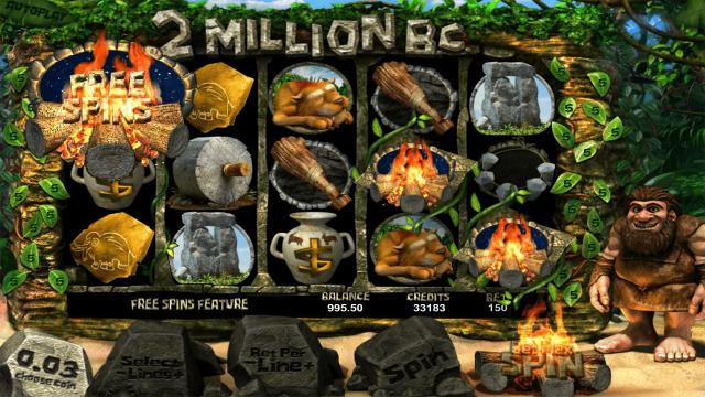 2 Million B.C. 1
