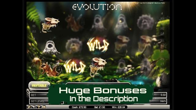 Evolution 3