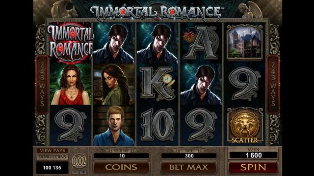 Immortal Romance 7