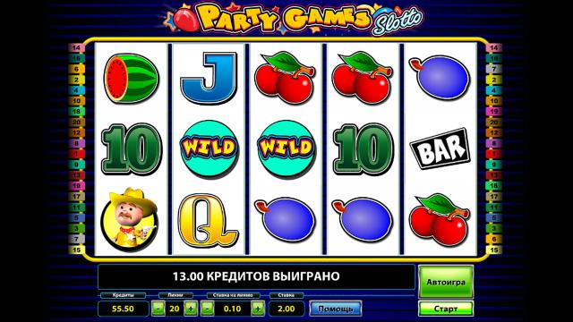 Party Games Slotto 9