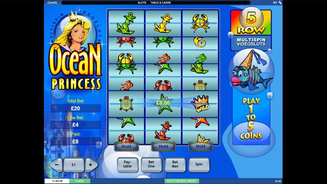 Ocean Princess 3