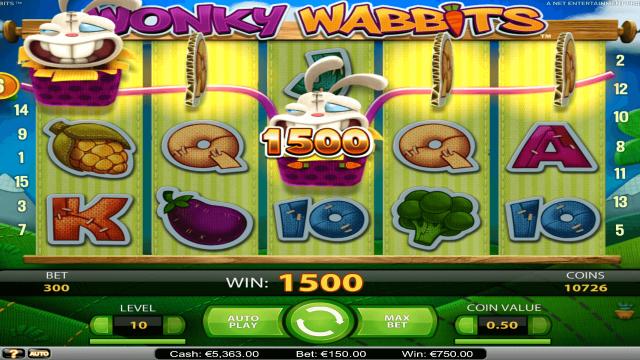 Wonky Wabbits 9