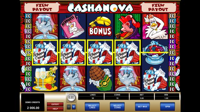 Cashanova 9