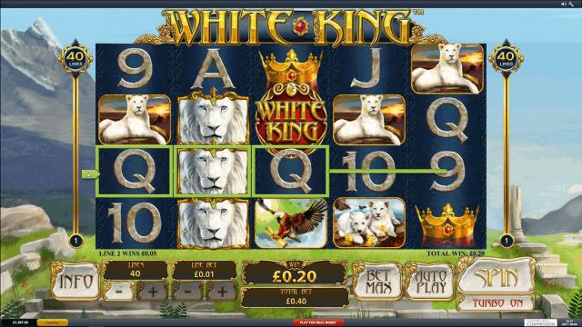 White King 4