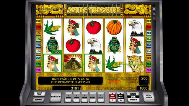 Aztec Treasure 10