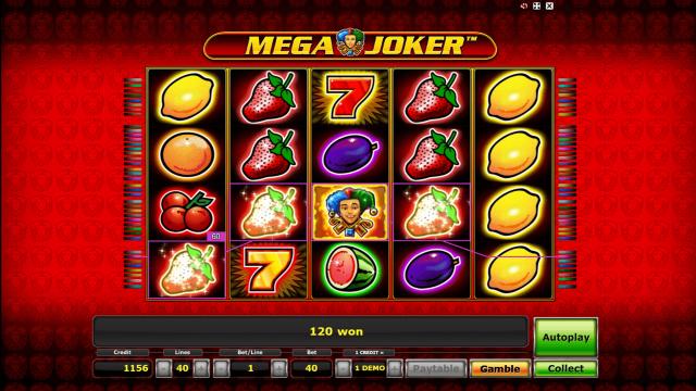 Mega Joker 7