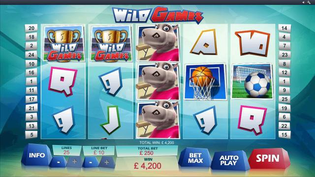 Wild Games 5