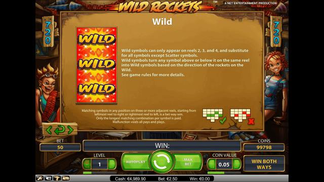 Wild Rockets 3