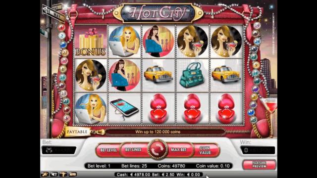 Hot City 10