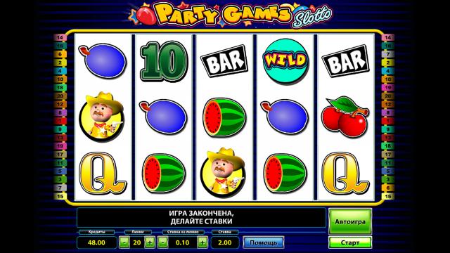 Party Games Slotto 5