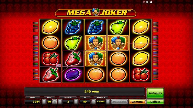 Mega Joker 5