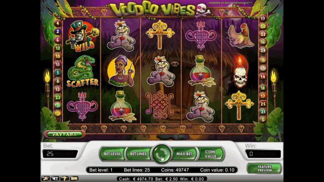 Voodoo Vibes 8