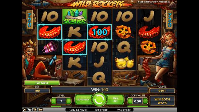Wild Rockets 10