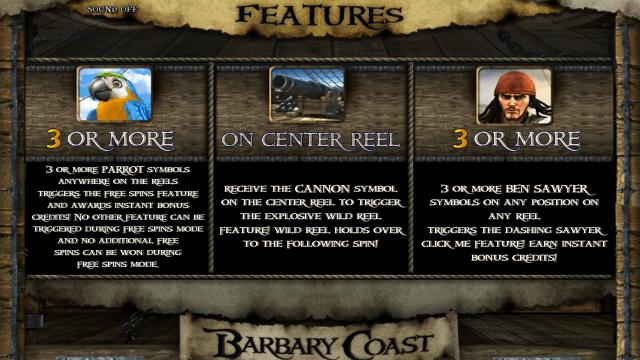 Barbary Coast 6