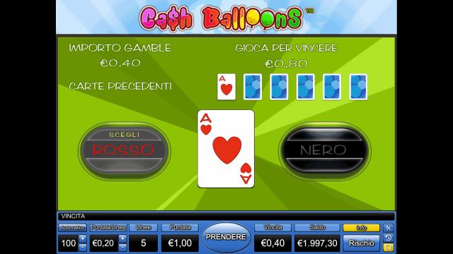 Cash Balloons 4