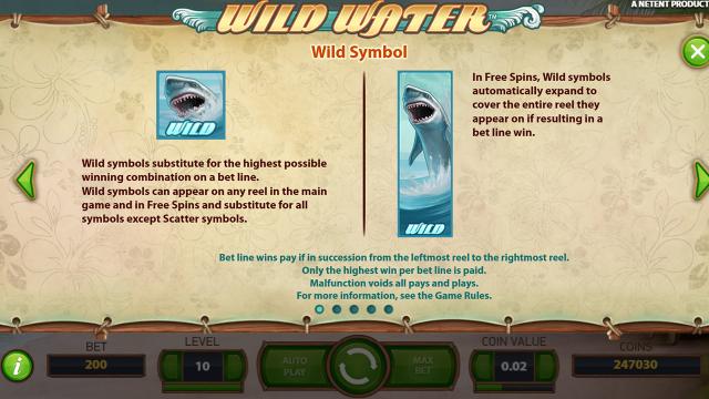 Wild Water 5