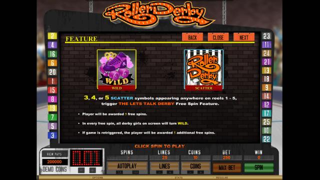 Roller Derby 4